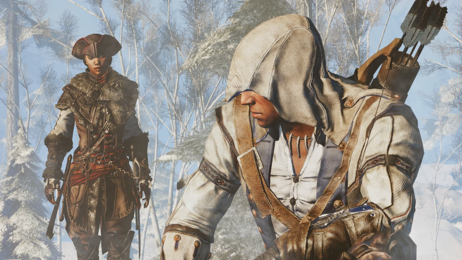 Assassin's Creed III : Remastered Xbox One