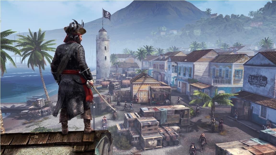 Assassin's Creed IV: Black Flag - La Colère de Barbe Noire