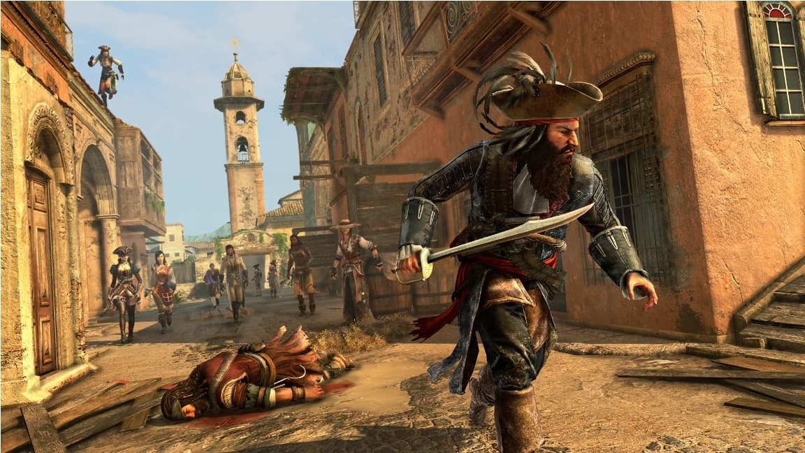 Assassin's Creed IV: Black Flag - La Colère de Barbe Noire Xbox One