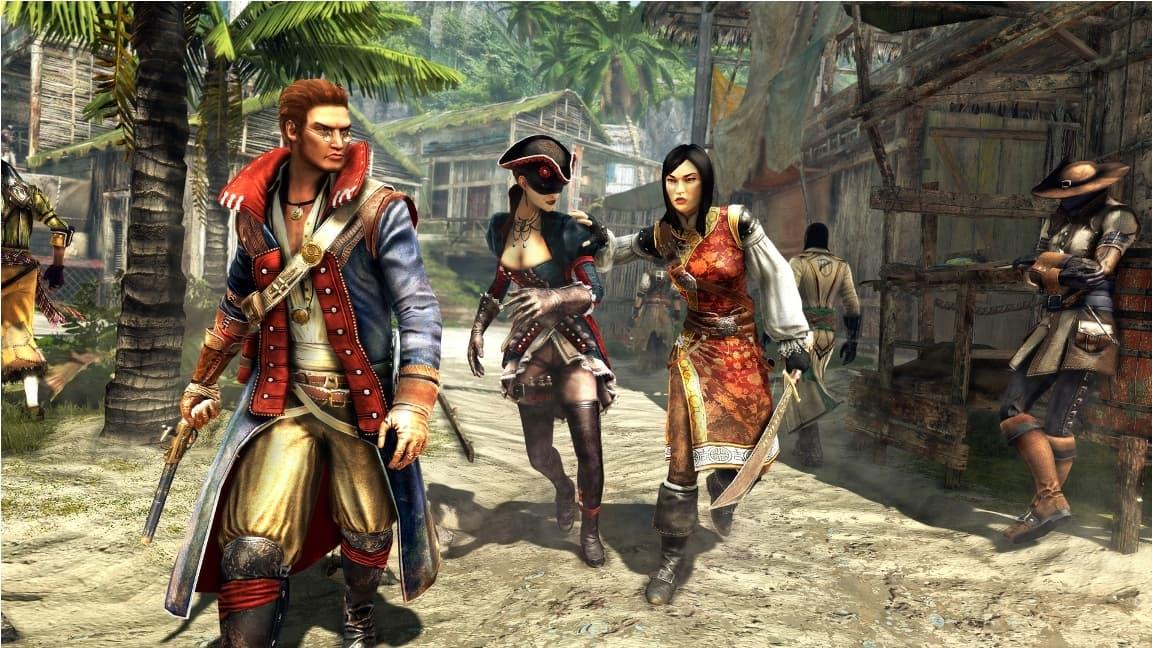 Xbox One Assassin's Creed IV: Black Flag - La Colère de Barbe Noire