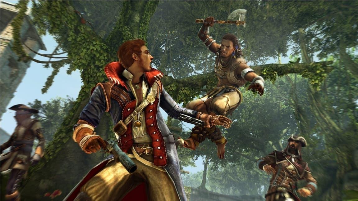 Assassin's Creed IV: Black Flag - La Colère de Barbe Noire Xbox