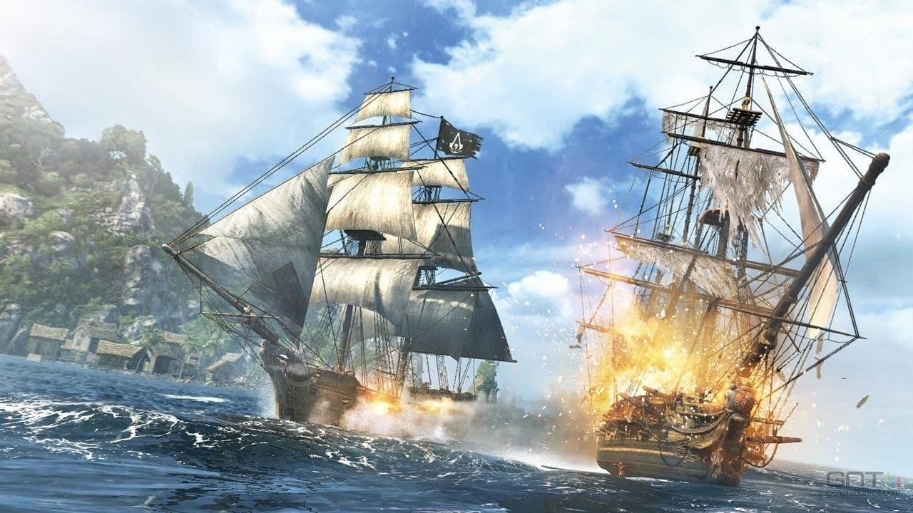 Xbox One Assassin's Creed IV : Black Flag