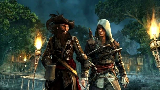 Assassin's Creed IV : Black Flag Xbox