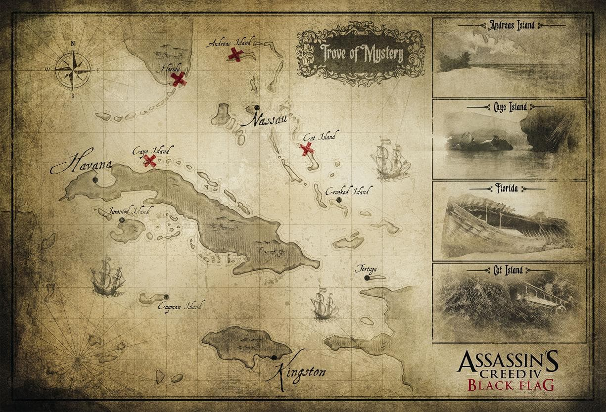 Assassin's Creed IV: Black Flag - Image n°8