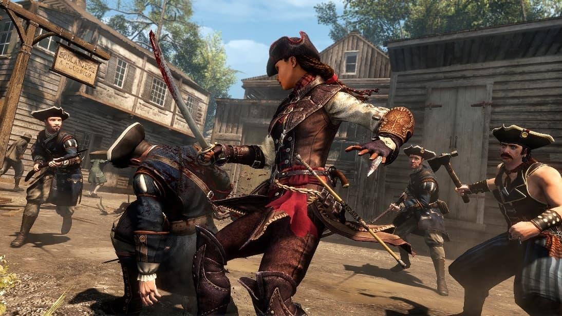 Assassin's Creed: Naissance d'un Nouveau Monde - La Saga Américaine Xbox