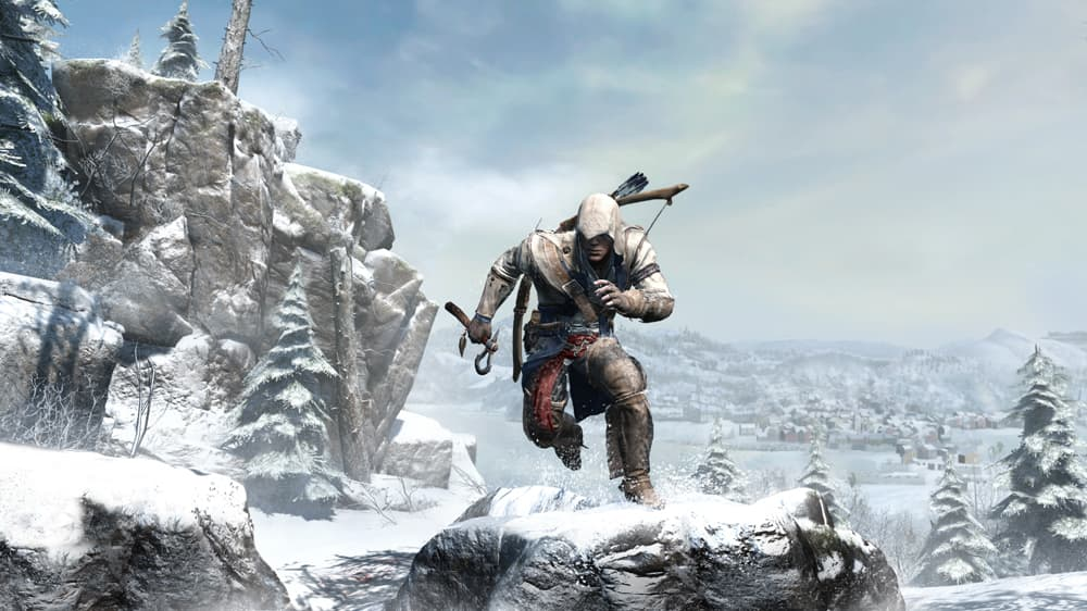 Assassin's Creed: Naissance d'un Nouveau Monde - La Saga Américaine Xbox 360