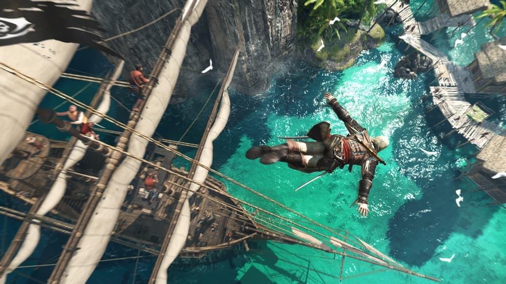 Assassin's Creed: Naissance d'un Nouveau Monde - La Saga Américaine