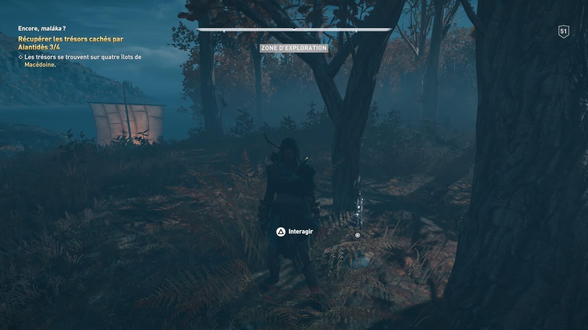 Assassin's Creed Odyssey: Legs de la Première Lame Xbox