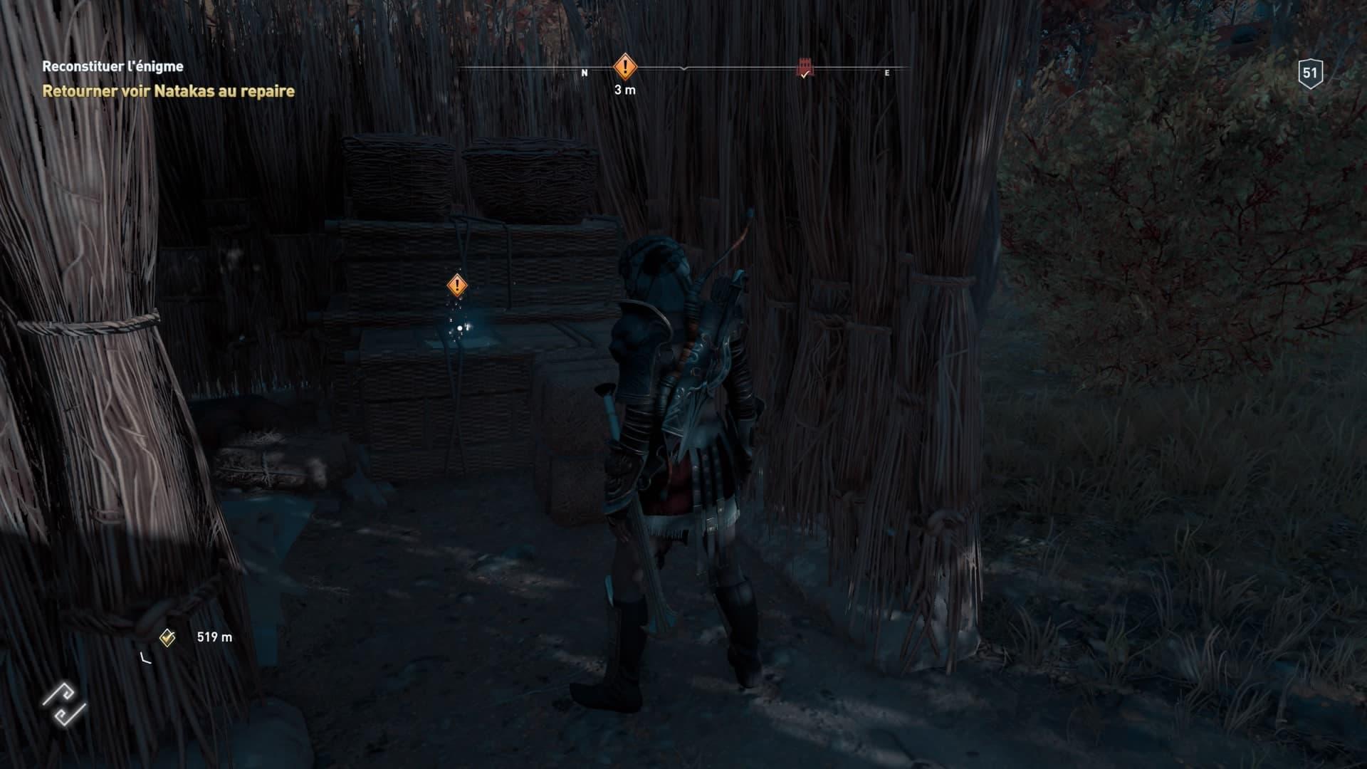 Assassin's Creed Odyssey: Legs de la Première Lame Xbox One