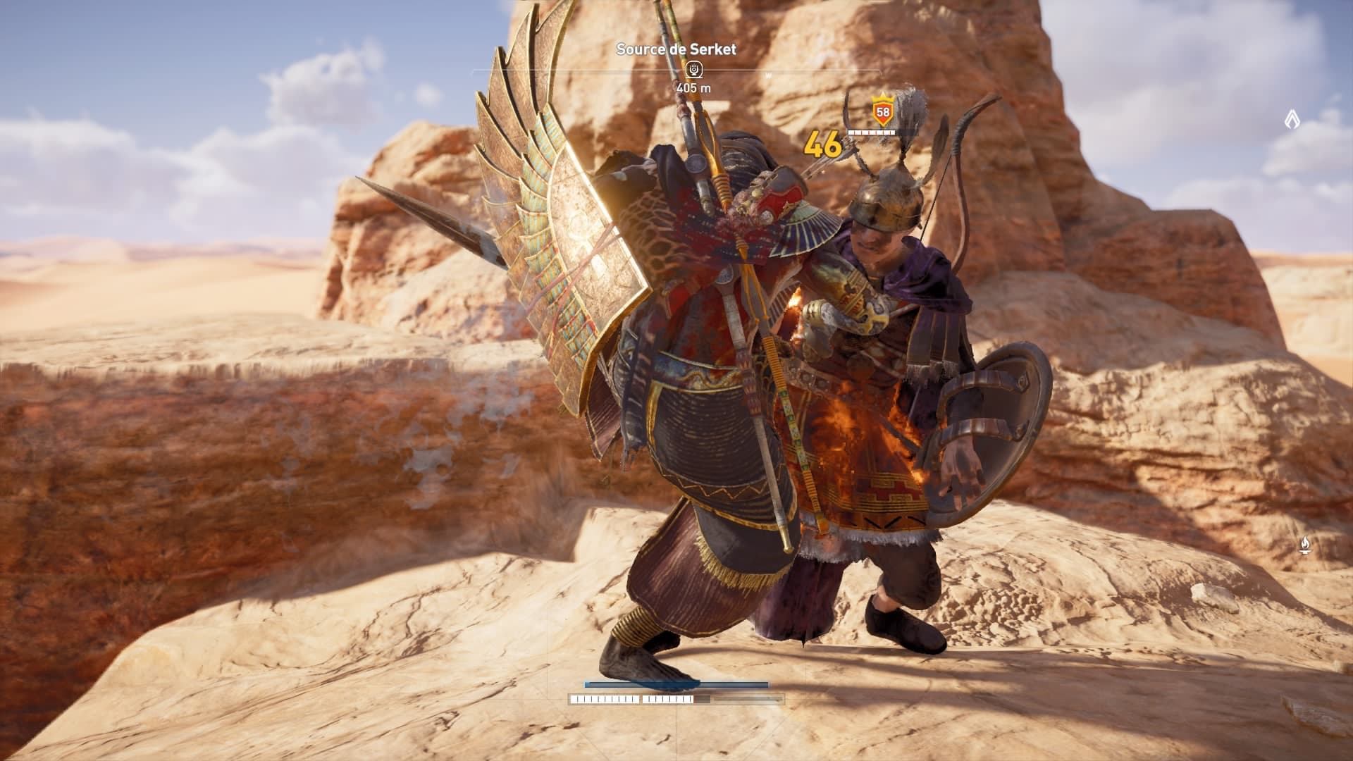 Assassin's Creed Origins : The Curse of the Pharaohs Xbox One