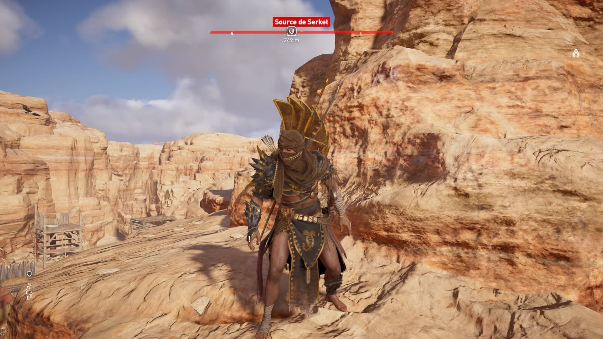 Assassin's Creed Origins : The Curse of the Pharaohs - Image n°6