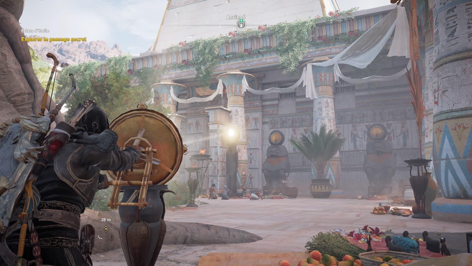 Assassin's Creed Origins: The Hidden Ones Xbox One