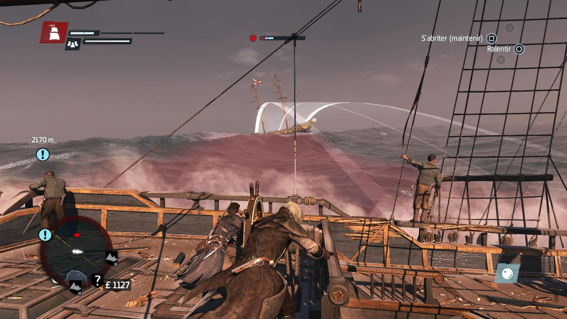Assassin's Creed Rogue Remastéed