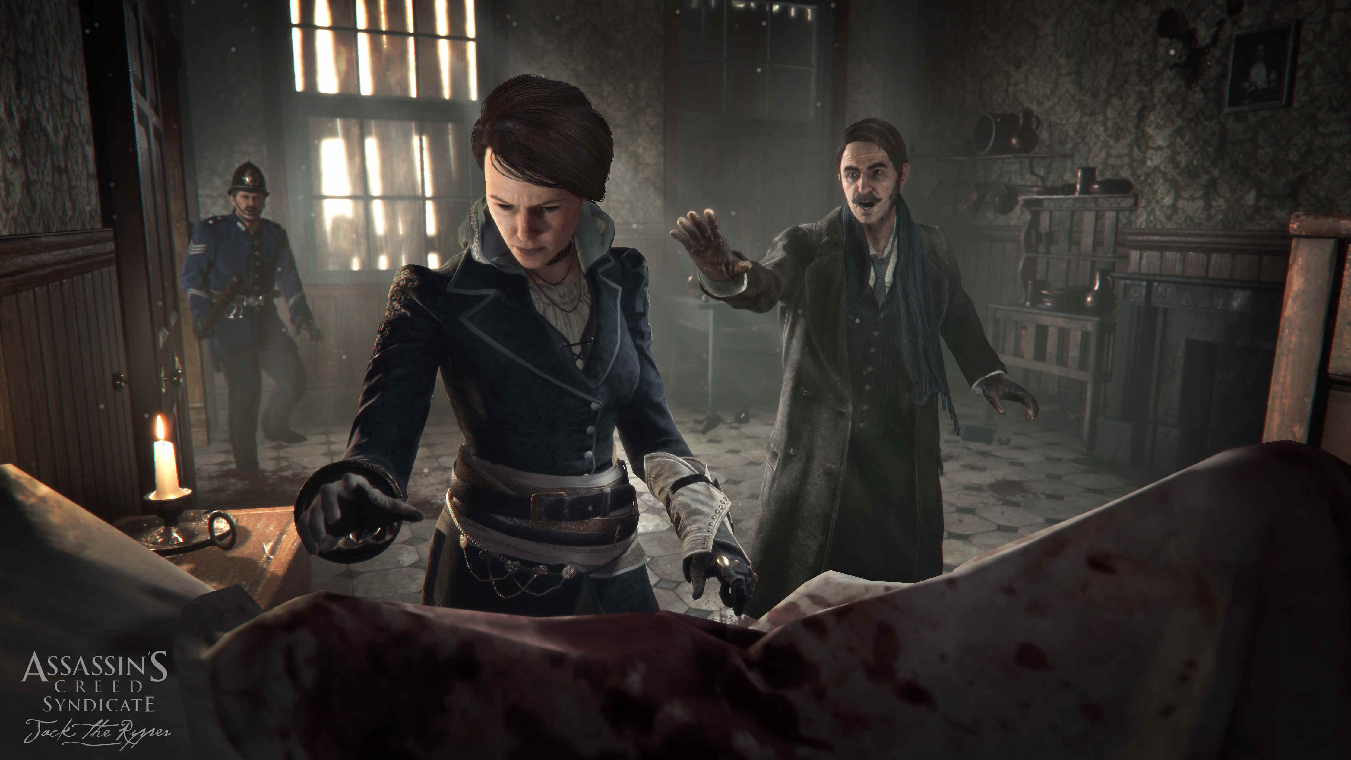 Assassin's Creed Syndicate: Jack l'Eventreur