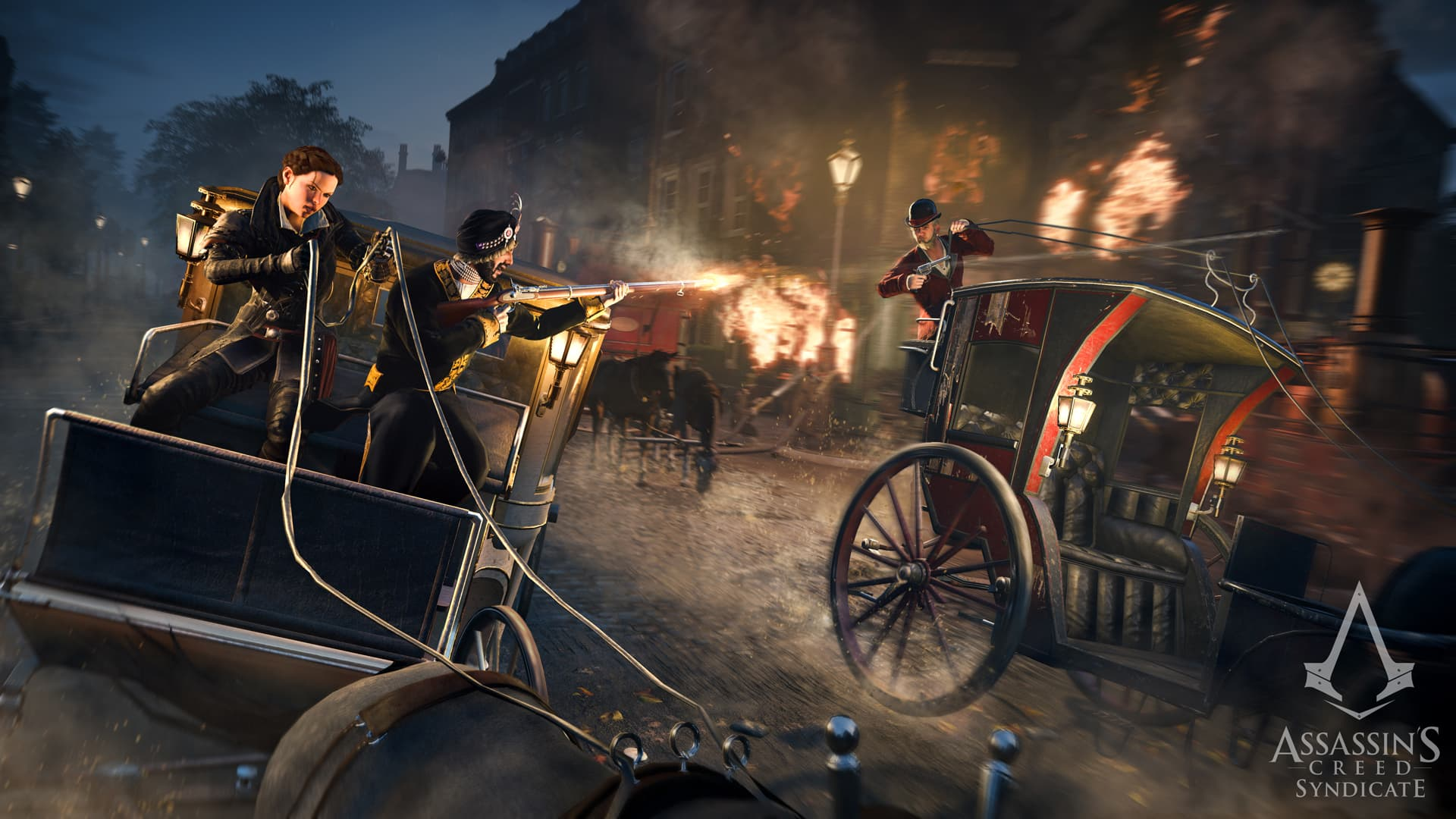 Assassin's Creed: Syndicate - Image n°6