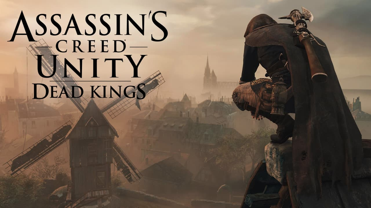 Assassin's Creed Unity: Dead Kings Xbox One