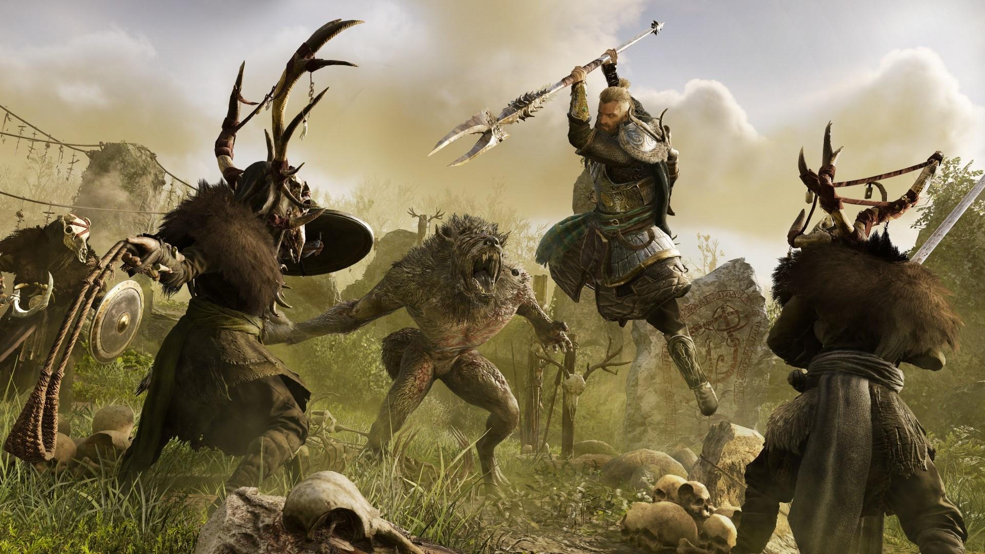 Xbox Series X & S Assassin's Creed Valhalla: La Colère Des Druides