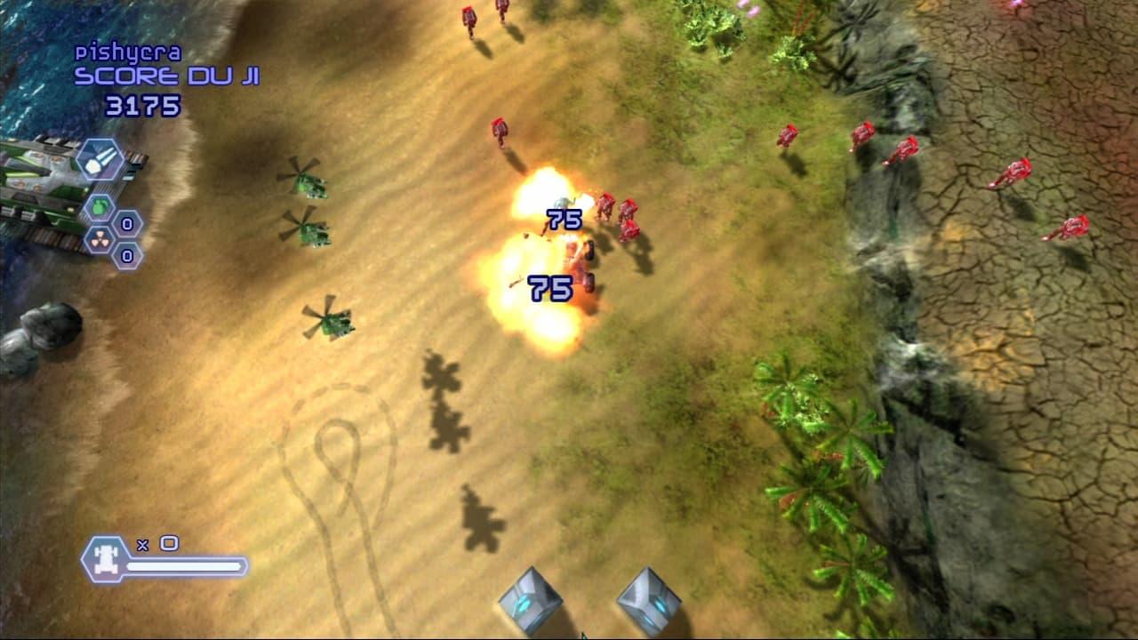 Xbox 360 Assault Heroes