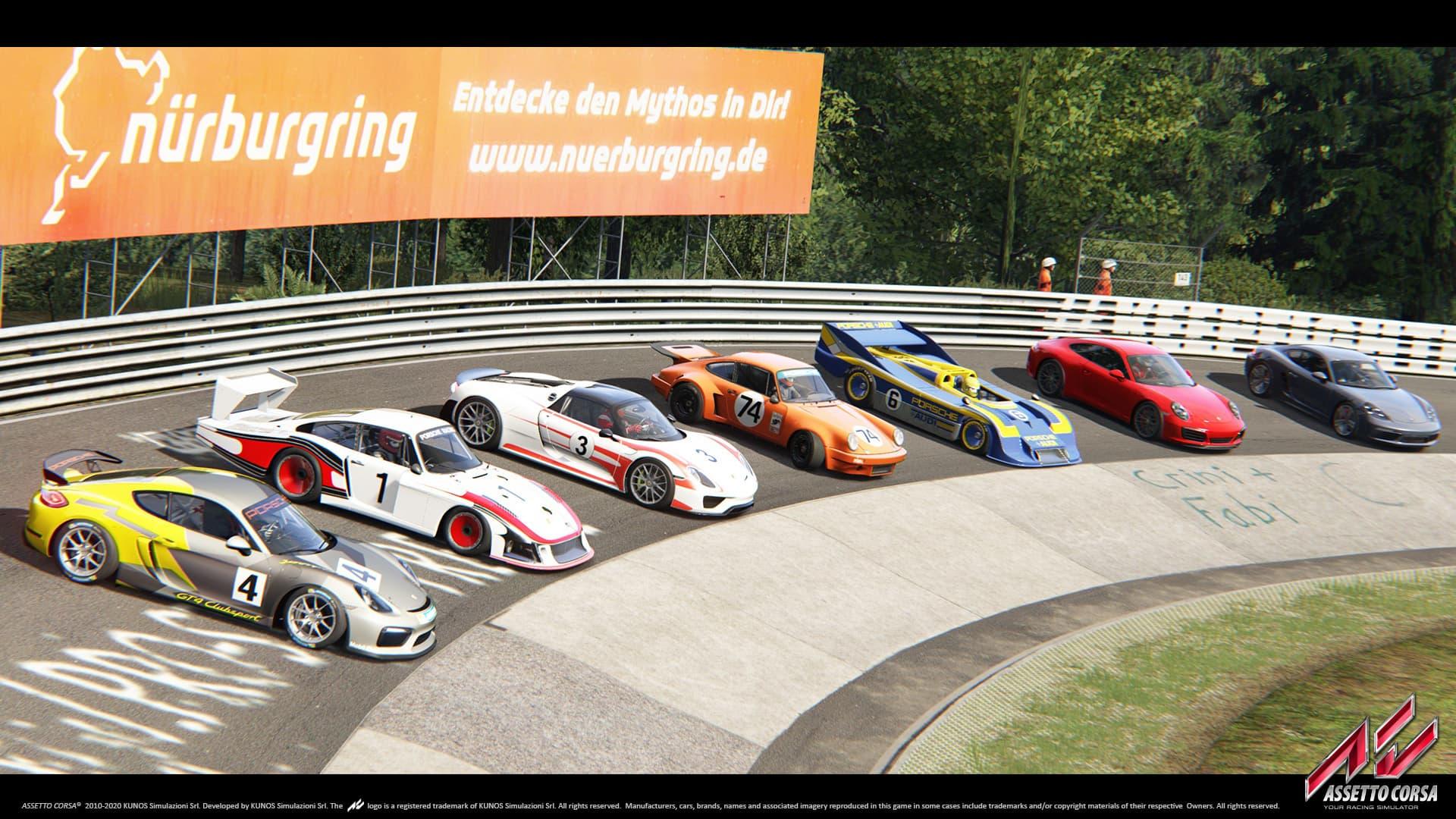 Xbox One Assetto Corsa