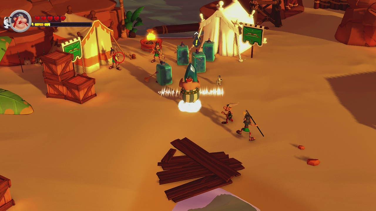 Astérix & Obélix XXL 3: le Menhir de Cristal Xbox