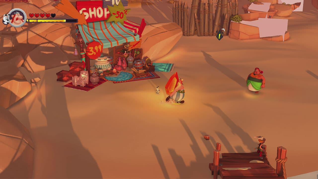 Xbox One Astérix & Obélix XXL 3: le Menhir de Cristal