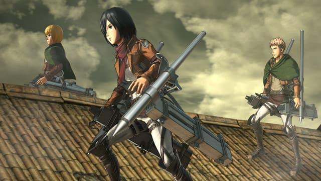 Attack on Titan 2: Final Battle Xbox One