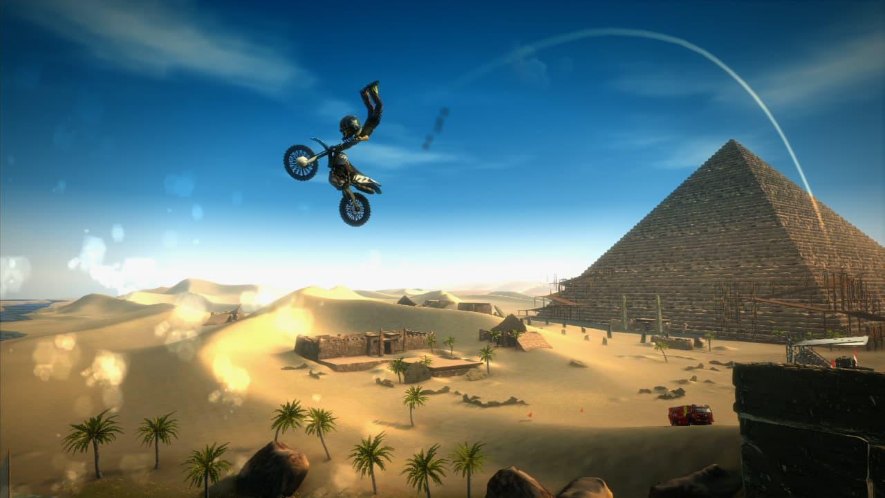 Avatar Motocross Madness - Image n°7
