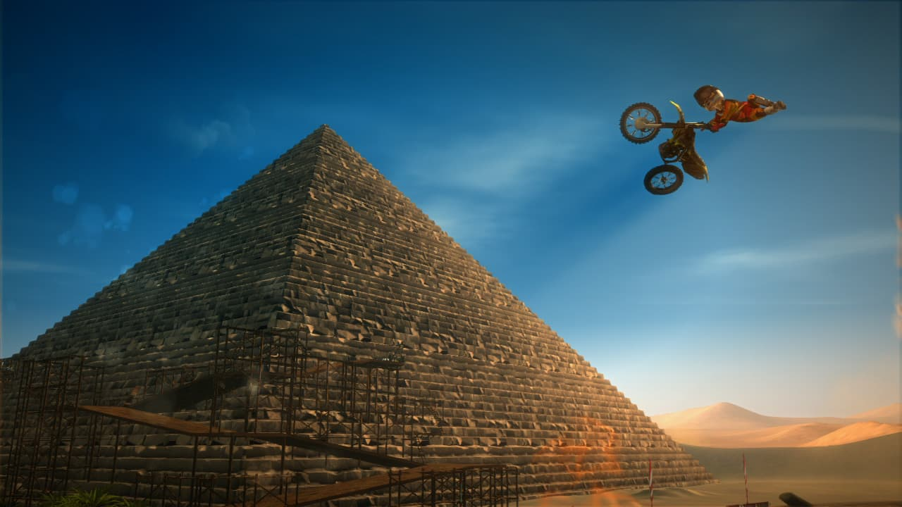 Avatar Motocross Madness Xbox
