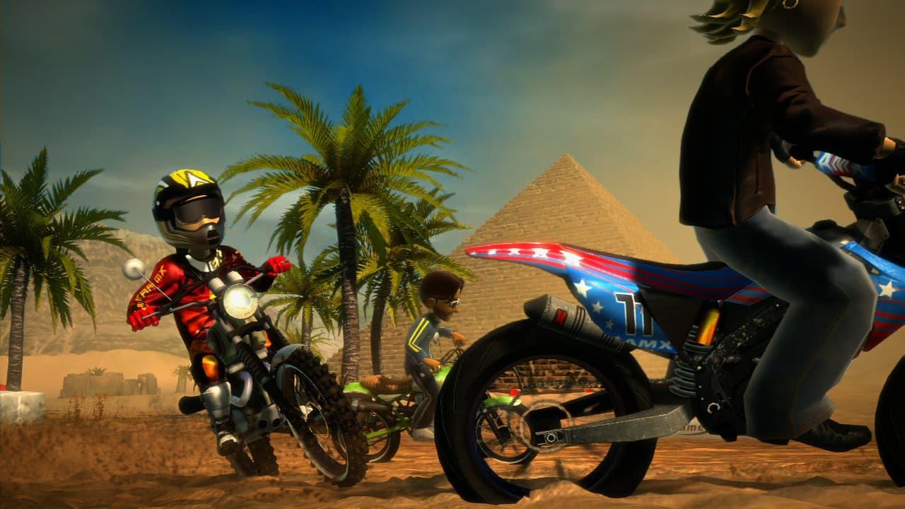 Avatar Motocross Madness Xbox Live