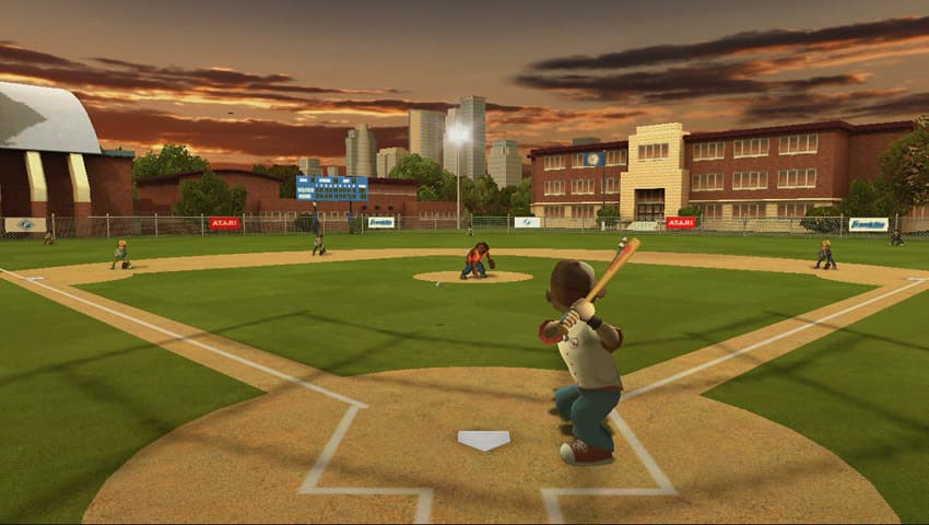 Backyard Sports : Sandlot Sluggers - Jeu Xbox 360