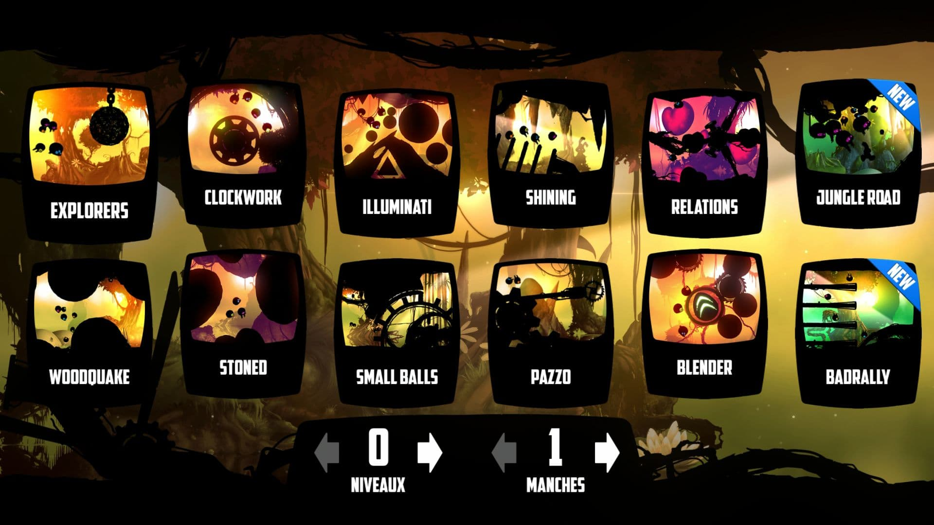Xbox One Badland: Game of the Year Edition