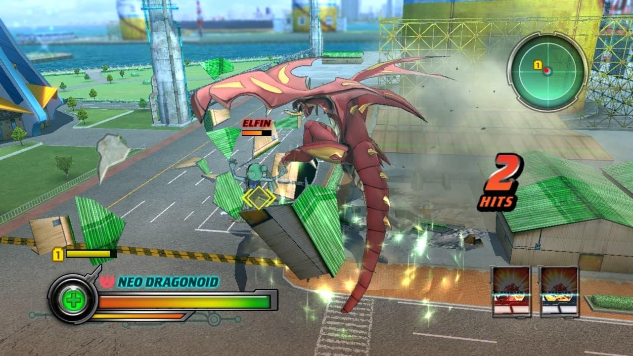 Bakugan Battle Brawlers: Les Protecteurs de la Terre - Image n°6