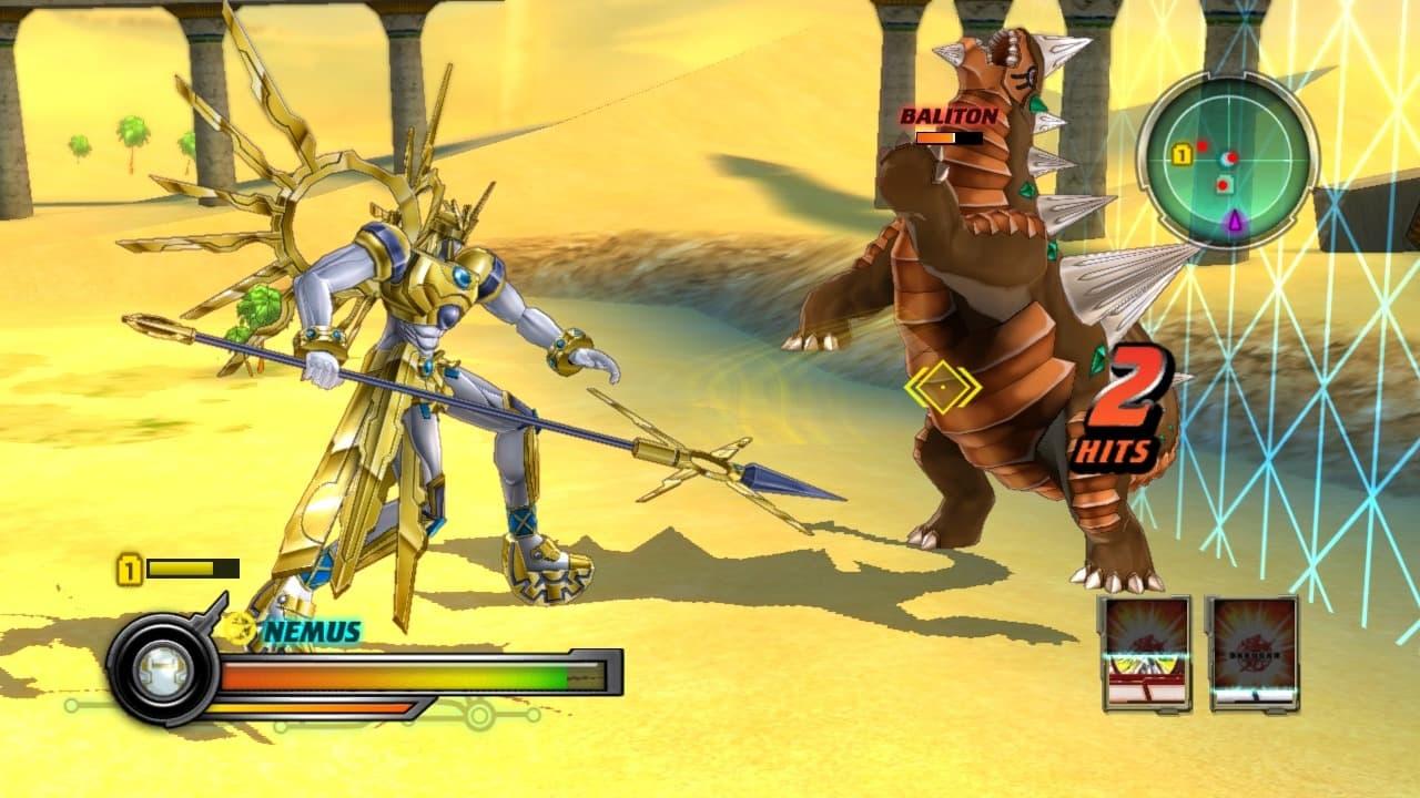 Bakugan Battle Brawlers: Les Protecteurs de la Terre - Image n°7