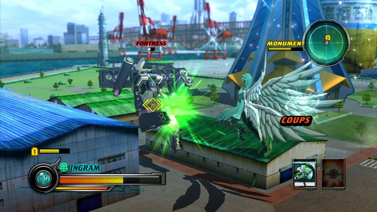Xbox 360 Bakugan Battle Brawlers: Les Protecteurs de la Terre