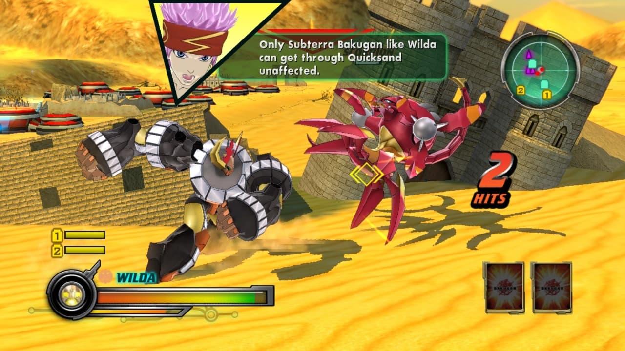 Bakugan Battle Brawlers: Les Protecteurs de la Terre - Image n°8