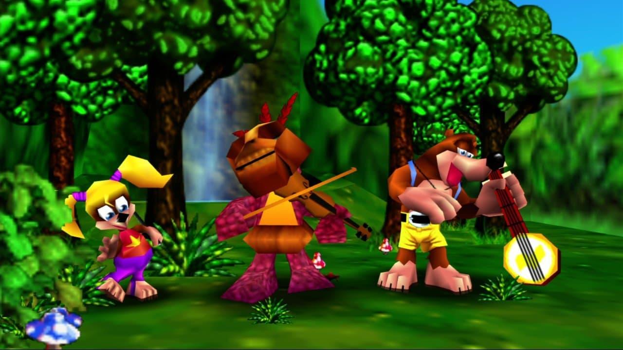 Xbox 360 Banjo-Kazooie