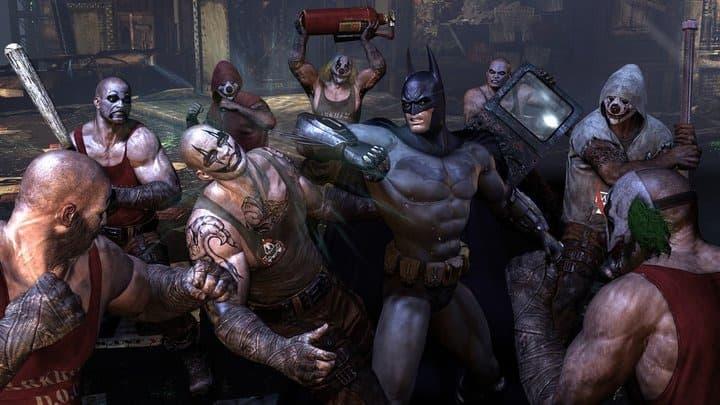 Batman Arkham Xbox Live