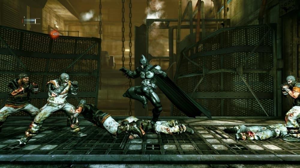 Batman Arkham Origins Blackgate - Deluxe Edition Xbox 360