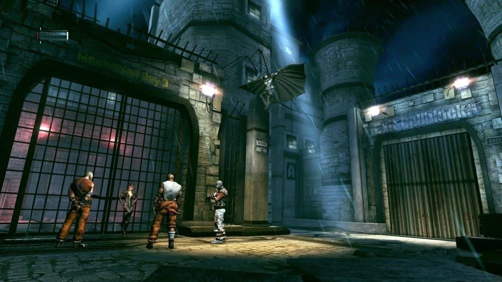 Xbox 360 Batman Arkham Origins Blackgate - Deluxe Edition