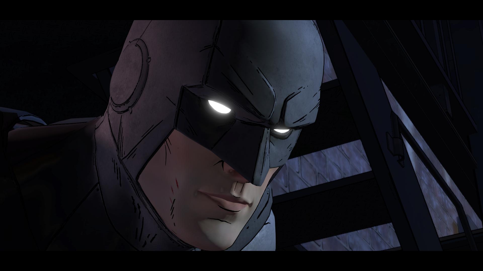 Batman: The Telltale Séies Episode 2 - Children oph Arkham