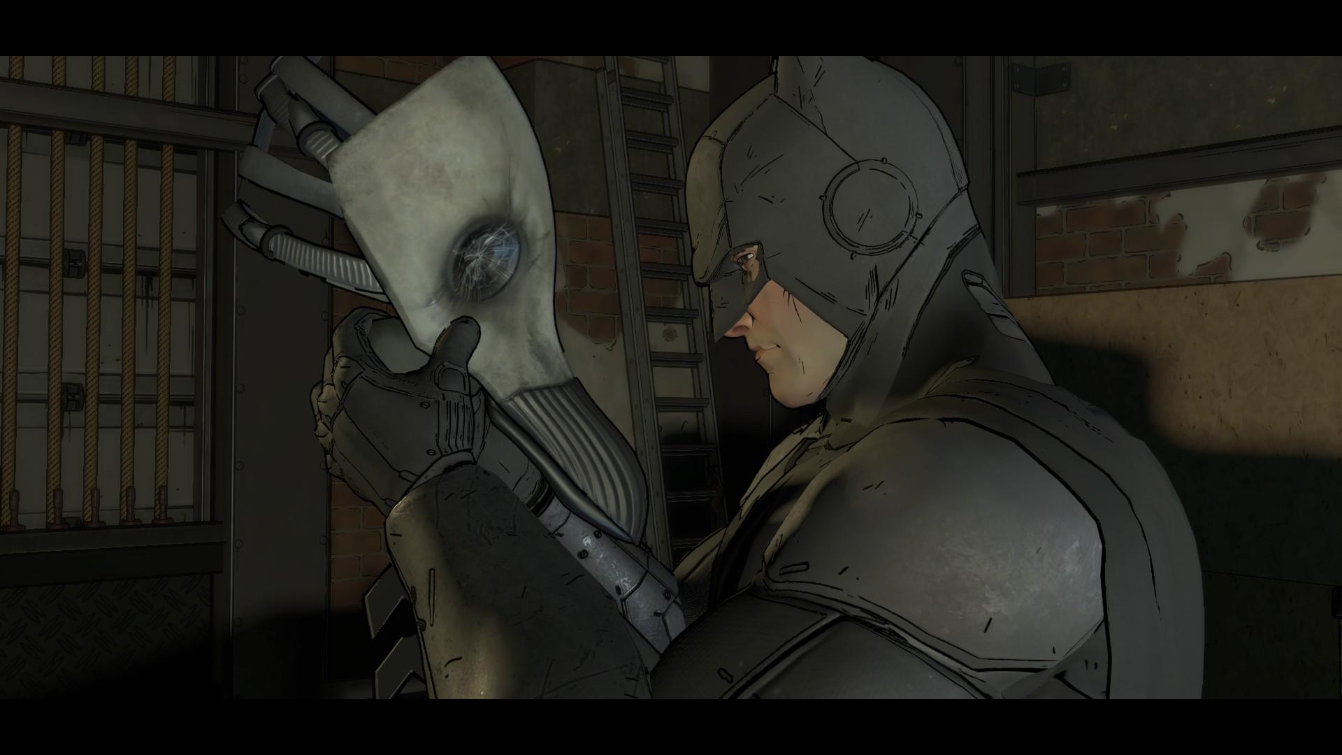 Batman: The Telltale Series Episode 2 - Children of Arkham - Image n°6