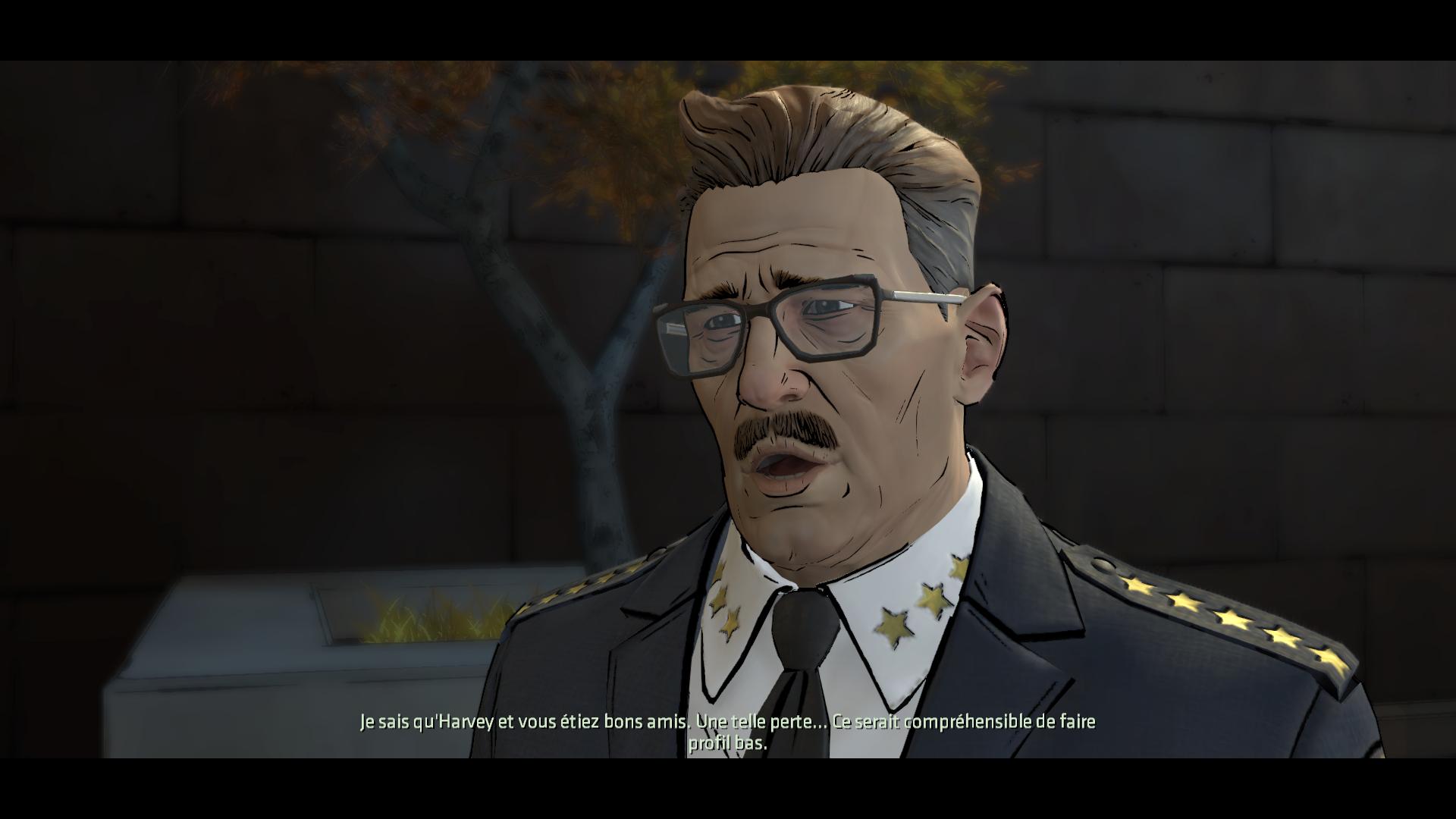 Xbox One Batman: The Telltale Series Episode 5 - Ville de lumière