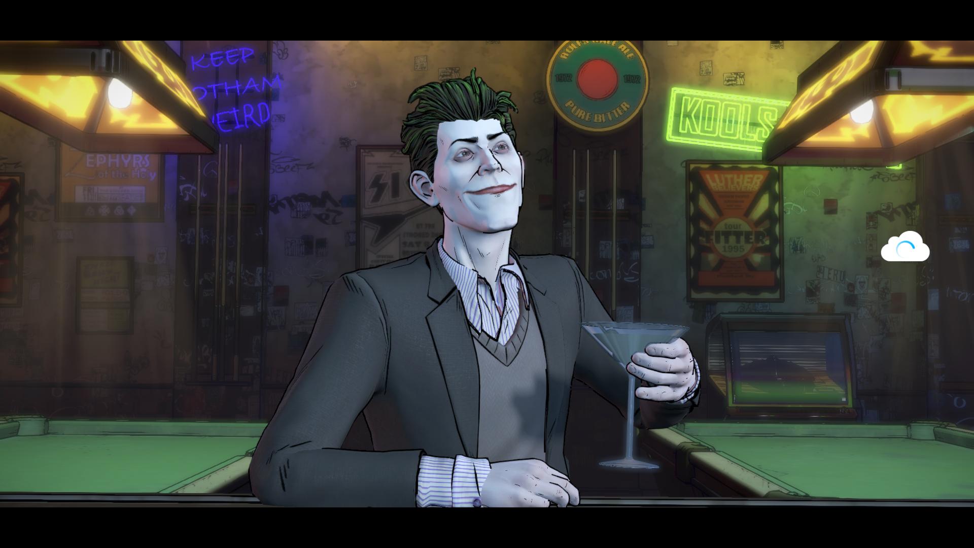 Batman: The Telltale Series Episode 5 - Ville de lumière - Image n°6