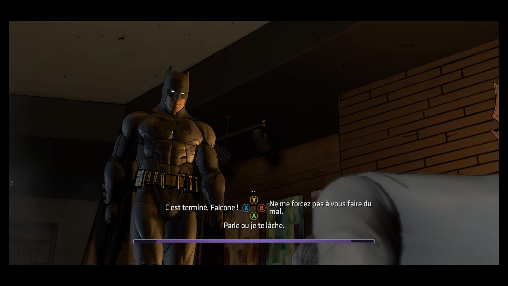 Batman: The Telltale Series. Xbox One