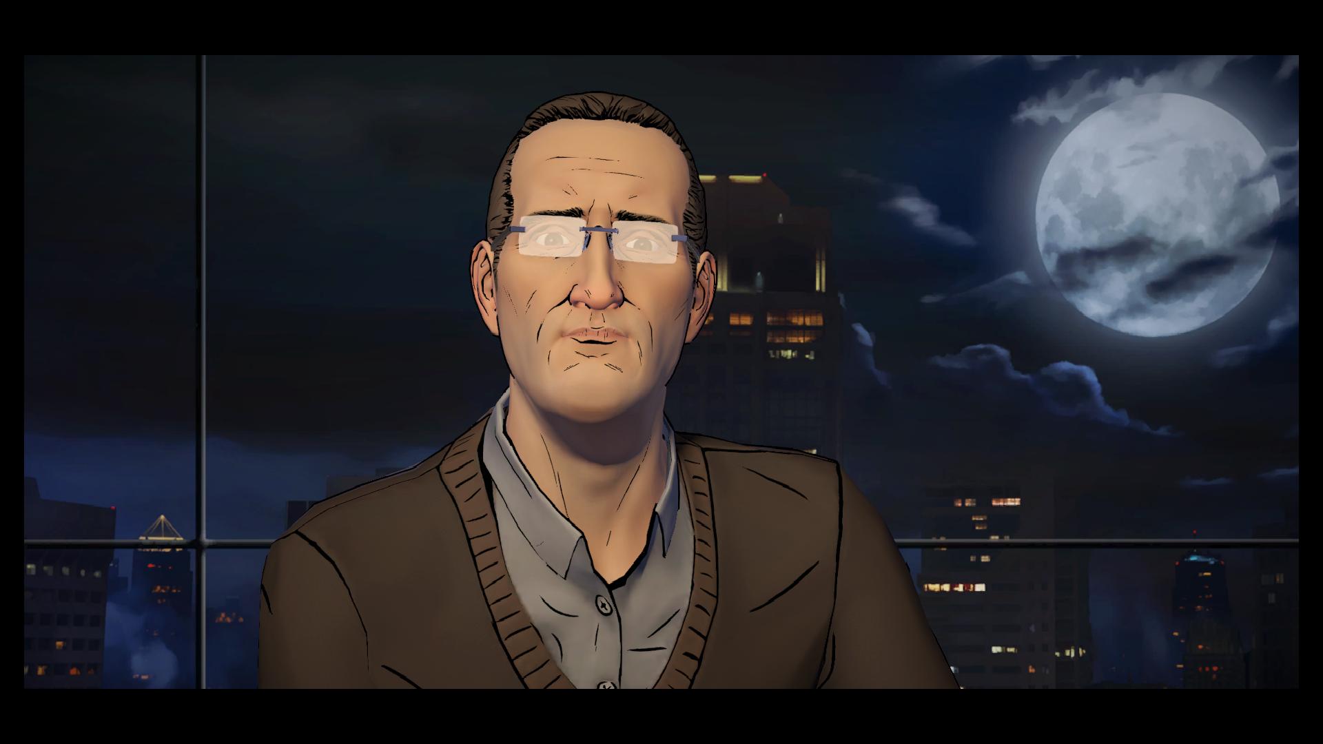 Xbox One Batman: The Telltale Series.