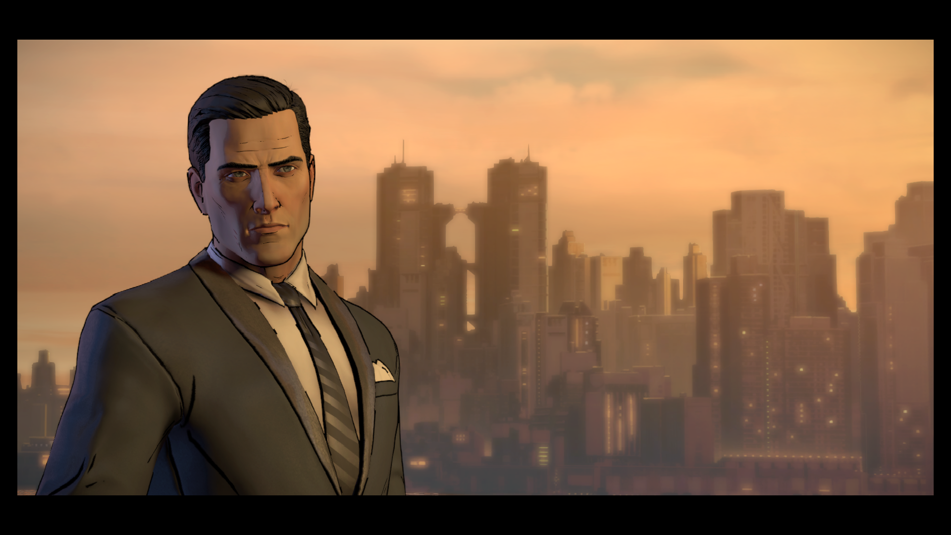 Batman: The Telltale Series. Xbox