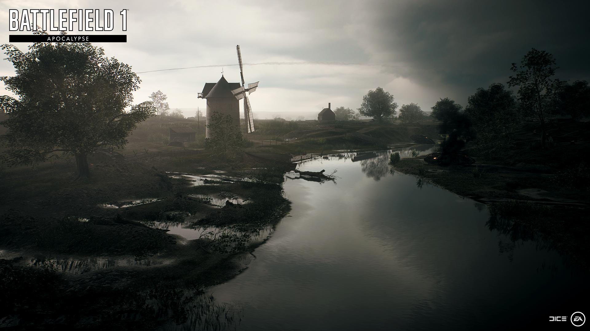 Battlephield 1: Apocalypse