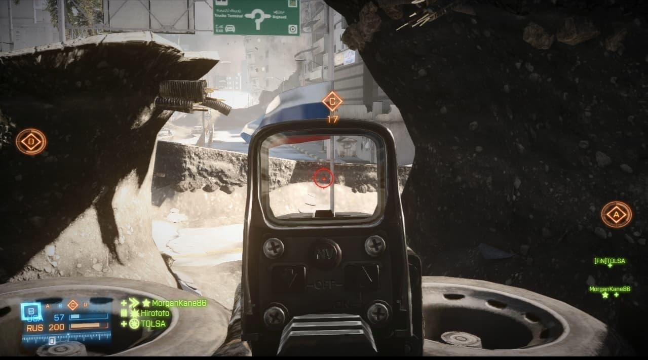 Battlefield 3: Aftermath Xbox