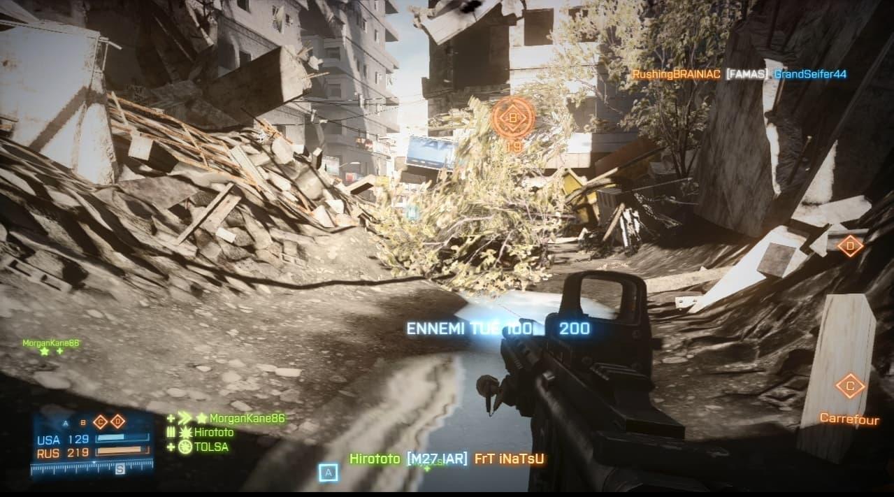 Battlefield 3: Aftermath - Image n°6