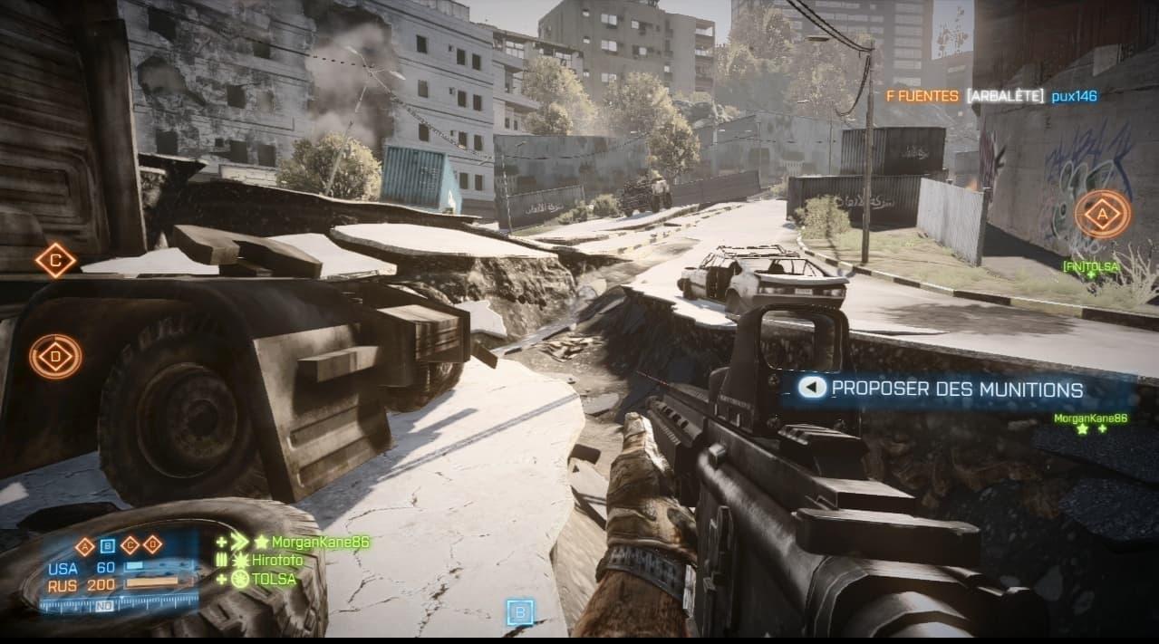 Battlefield 3: Aftermath Xbox 360